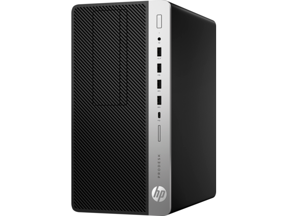 HP ProDesk 600 G3 Microtower PC – Customizable
